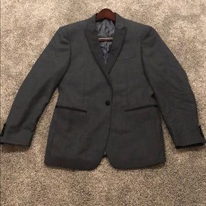 Calvin Klein 100% wool sports coat/blazer sz 40R
